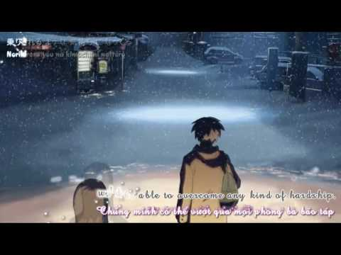 Yuki No Hana (雪の華 ) - Snow Flower [Eng&Vietsub + Kara]