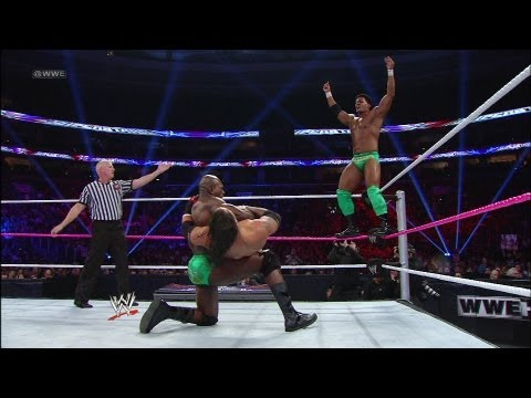 WWE Superstars - September 20, 2012