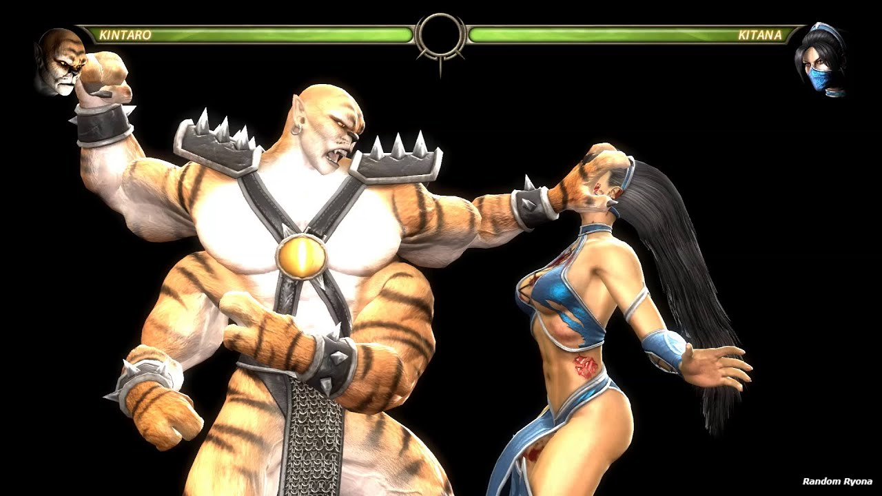 Mk9 ryona pictures nackt scene