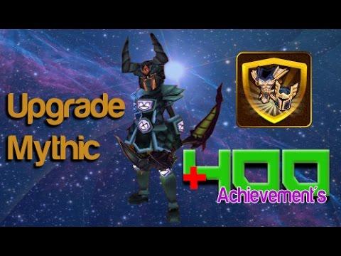 ARCANE LEGENDS -  upgrade mythic // mais 400 APs