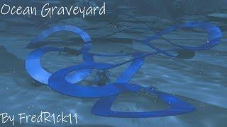 Halo 5 Racetrack Showcase: Ocean Graveyard