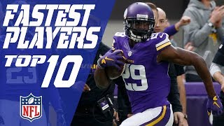 Top 10 Fastest Players of the 2016 Season | Next Gen Stats | NFL