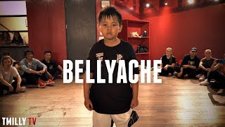 Billie Eilish - Bellyache (Marian Hill Remix) - Choreography by Jake Kodish - #TMillyTV