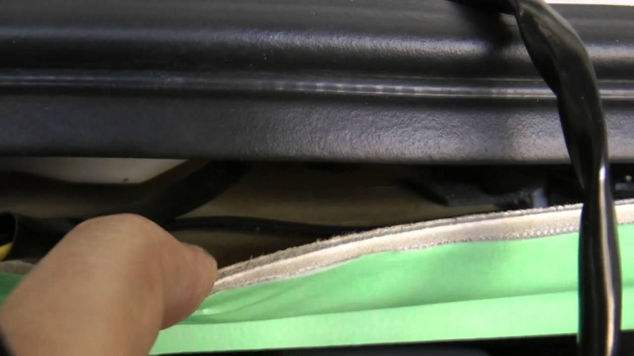 2013 Santa Fe LED Tail Light Install - YouTube