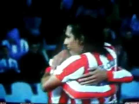 Real Sociedad vs Atlético de Madrid 0-4 Liga BBVA 2011/2012 (Radamel Falcao Goal) 21/01/2012