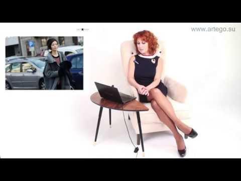 Модные тенденции весна-лето 2014. Марина Корнилова.  Часть первая