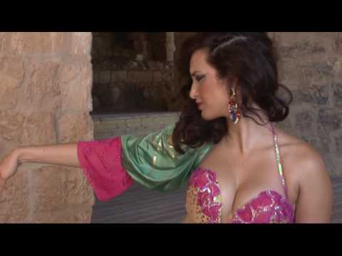 sexy belly dance - Gal Shimron.
