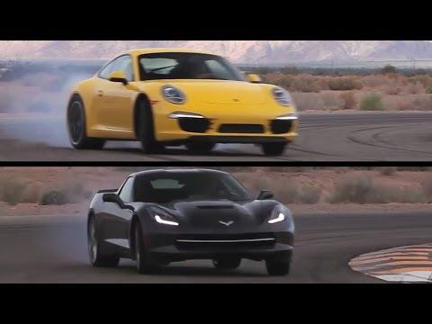 Porsche 911 Carrera S or Corvette Stingray