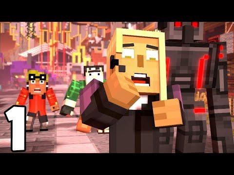 Minecraft Story Mode: Season 2 - Episode 5 - DESTROYED! (1)