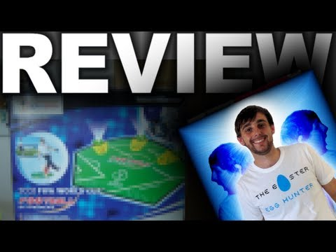 FIFA WORLD CUP FOOTBALL STADIUM AND PALITOY SPLIT SECOND REVIEW