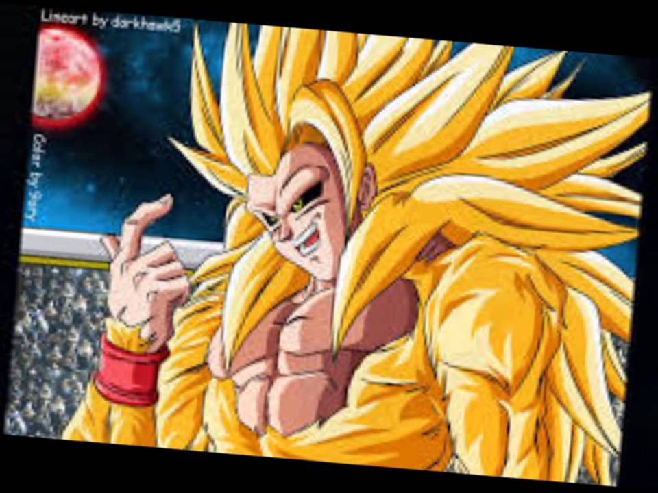 Pelicula dragon ball z 2015 youtube for Chambre dragon ball z