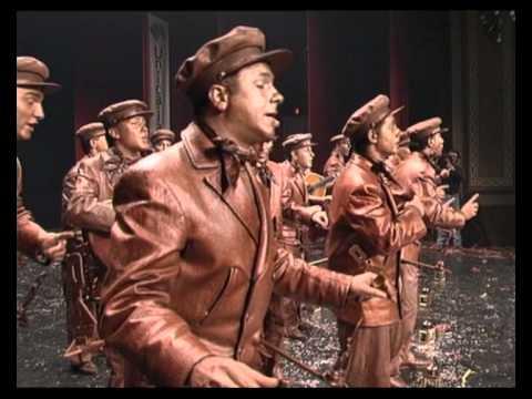 Comparsa - La Ventolera \ Actuación Completa en la FINAL \ Carnaval 1994