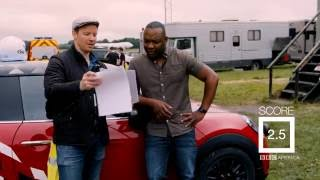 "Rory Reid Plays ""Guess The Car"" - Top Gear - Behind The Scenes"