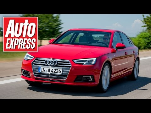New Audi A4 2016 review - finally better than a BMW 3 Series?