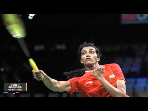 Defending Champ Sindhu Storms Into Macau Open Final