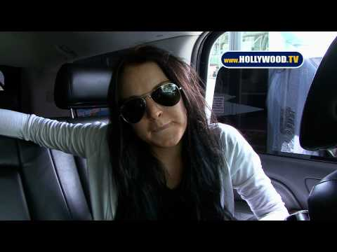 EXCLUSIVE: Lindsay Lohan s Message to HOLLYWOOD.TV Before Jetting Off to Cannes