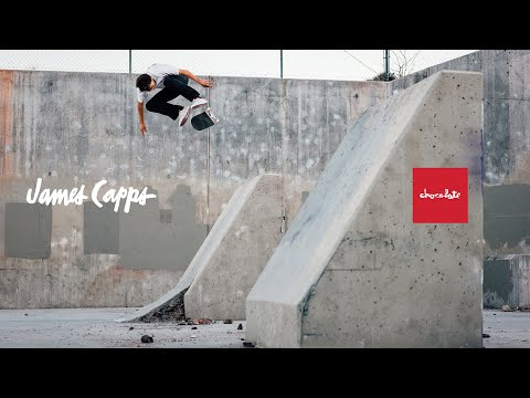 James Capps Chocolate Skateboards Commercial