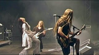 Nightwish - She Is My Sin Live at M'Era Luna (2003)