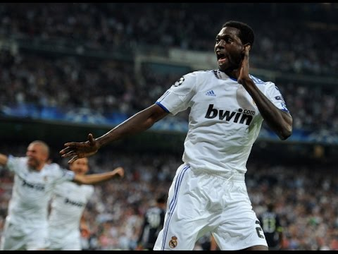 Emmanuel Adebayor ● All Goals with Real Madrid ● 2010-2011