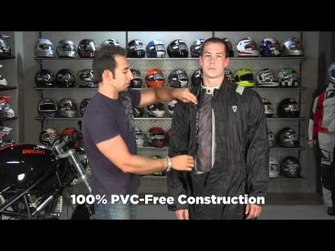 REV'IT! Pacific H2O Rain Suit Review at RevZilla.com