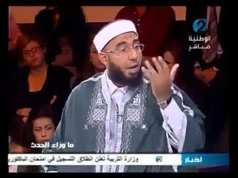 image vid�o الشيخ بشير بن حسن : بدأ الصلاة بعد 14 جانفي و أصبح شيخ الإسلام