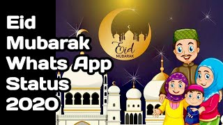 Eid Mubarak best WhatsApp status video 2018/Hajj 2018/Eid ul adha