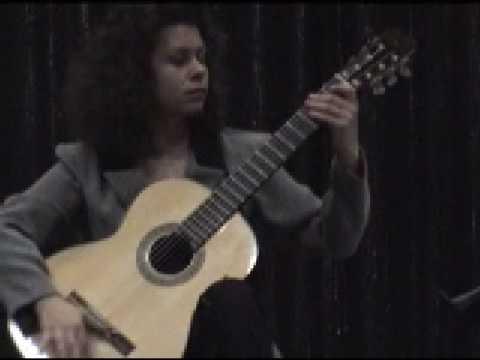 Playing Soldiers by Nikita Koshkin. Live performance by Marina Alexandra.
