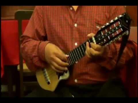 CHARANGO TOTAL-  ritmos: saya, morenada, cueca y carnavalito - Sandro T. (Amaru) 2011