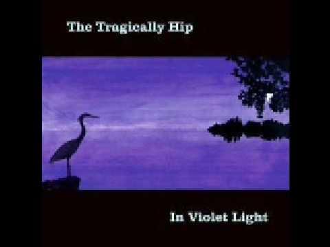 The Tragically Hip - The Darkest One - YouTube