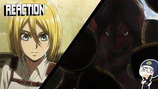 Attack on Titan Season 3 Episode 9 LIVE REACTION
