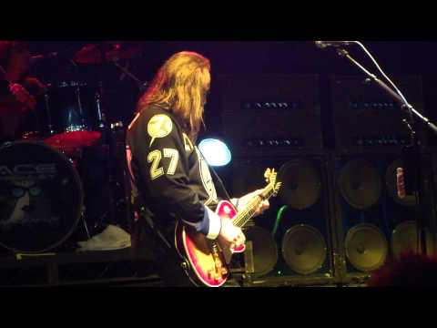 Ace Frehley - Deuce - Tampa 3/11/11