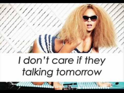Beyonce Ft. J.cole - Party Lyrics video