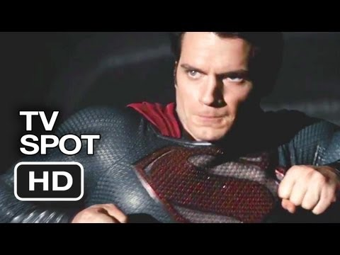 Man of Steel TV Spot #2 (2013) - Russell Crowe, Henry Cavill Movie HD