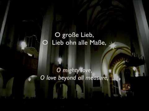 Bach - Choral  Original