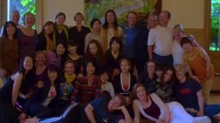 Esalen® Massage Certification Training at Findhorn 2017 English version