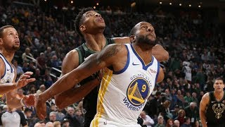 Warriors Hold Bucks to Season Low 95 Points! 2018-19 NBA Season