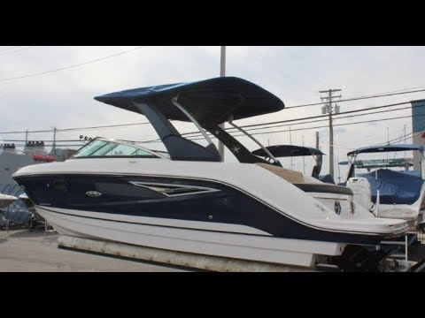 2019 Sea Ray SLX 250 For Sale at MarineMax Baltimore, Maryland