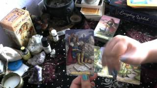 ARIES AUGUST 2017 - Psychic Tarot Reading with Lorien