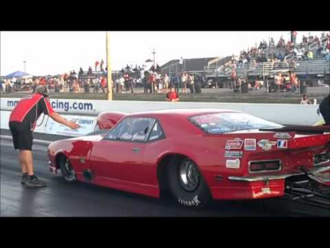 Montgomery Motor sports park Southern outlaw promod race 9-17-2011