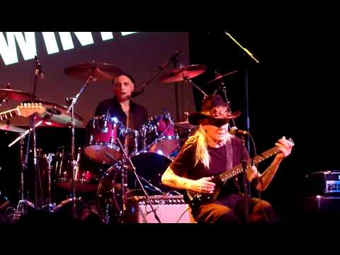 Johnny Winter Band- Got My Mojo 3-31-12 Bearsville Theater, Woodstock, NY