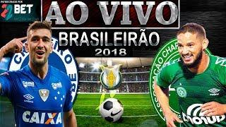 Cruzeiro 3 x 0 Chapecoense | Brasileirão | Parciais do Cartola FC 21/10/2018