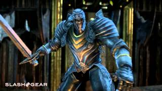 Castlevania Lords of Shadow 2: PC gameplay