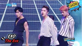 Download Comeback Stage EXO  The Eve    Show Music core 20170722 MP3