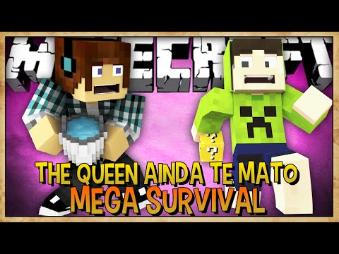 Authentic O Menino Illuminati - Mega Survival ( Authentic E Stux )  #17 video