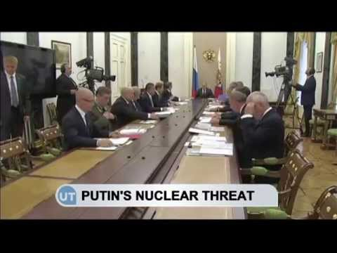 Putin Nuke Threat: Russian leader wants new nuclear weapons to counter NATO and US