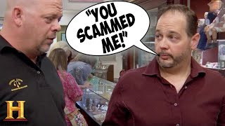 Pawn Stars Scammed This Customer...