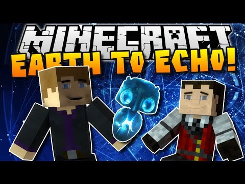 Earth to Echo! (Round 2) (Minecraft Minigame) w/ CaptainLazerGuns