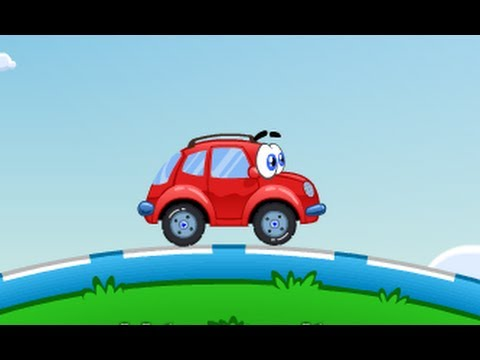 Wheely level 1-15-Walkthrough