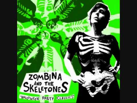 Zombina And The Skeletones - Nobody Likes You When Youre Dead