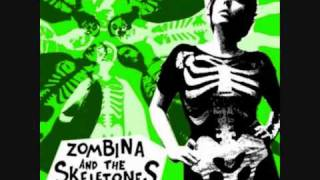 Watch Zombina  The Skeletones Nobody Likes You when Youre Dead video